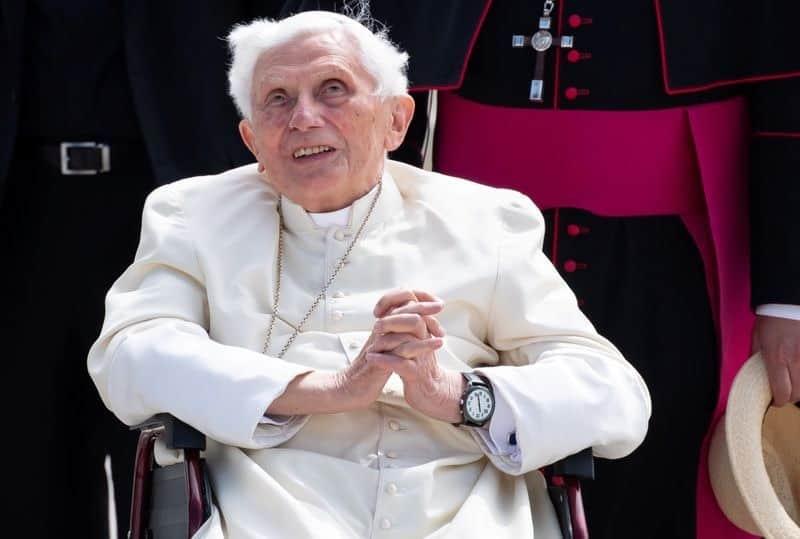 Kiongozi wa zamani wa Kanisa Katoliki Papa Benedict XVI, yuko hali mbaya kiafya