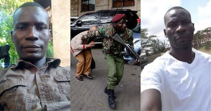 GSU officer captured rescuing people during DusitD2 attack gives credit to Kenyans