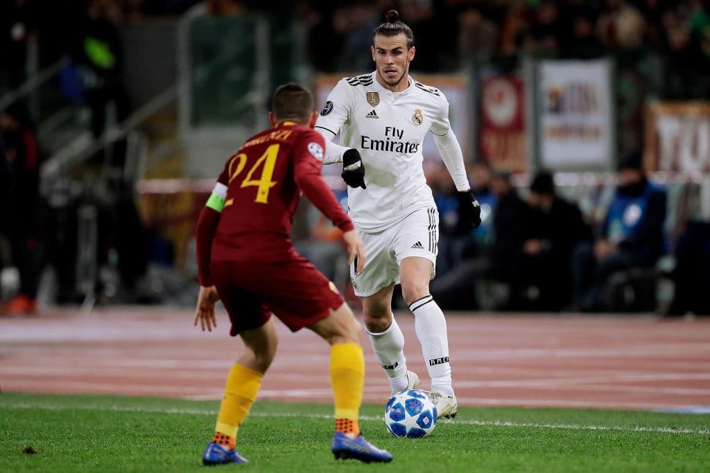Champions League: Real Madrid beat Roma 2-0