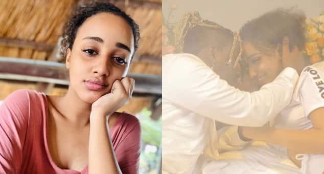 Rayvanny's rumoured mpango wa kando shows off baby bump in stunning shoot