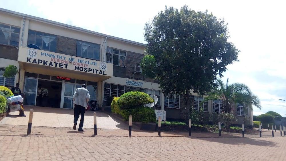 Kisanga Kericho baada ya mgonjwa kutangazwa kimakosa kuwa amekufa