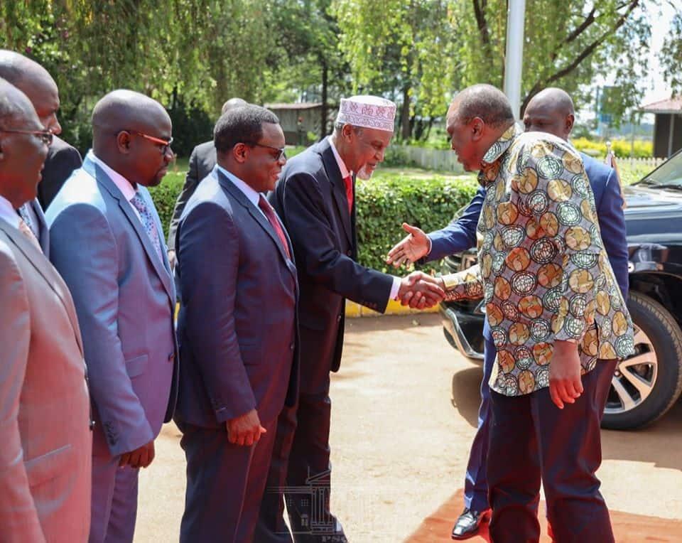 Uhuru Kenyatta blasts leaders who make divisive utterances to seek popularity
