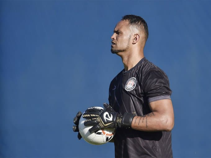 Bruno Fernandes: Ex-Flamengo goalkeeper makes return to football after six years in prison