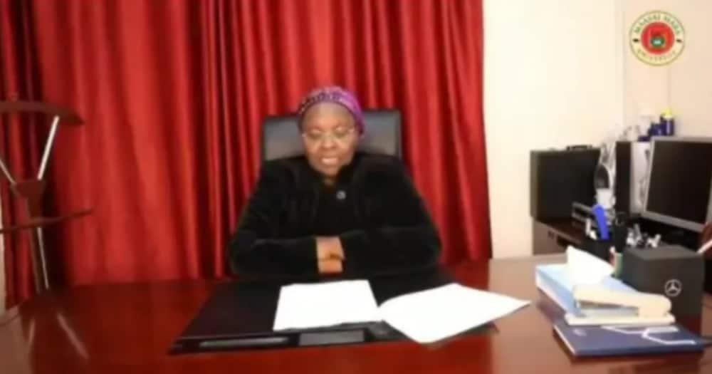 DPP aagiza kukamatwa kwa Profesa Mary Walingo