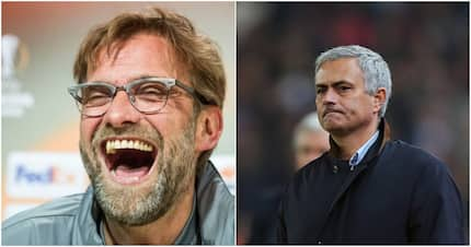 He is outstanding! Klopp gives a classy response to Mourinho's sacking
