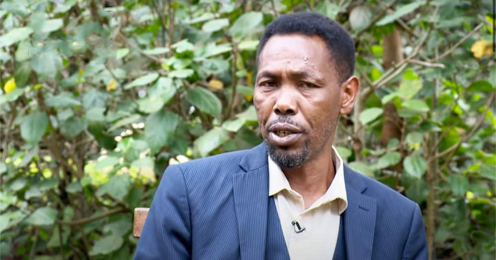 Omosh Kizangila, whose real name is Joseph Kinuthia, was an actor on Tahidi High.