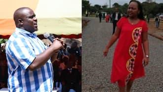 Anne Waiguru Might Leave William Ruto Before 2022, Senator Cleophas Malala