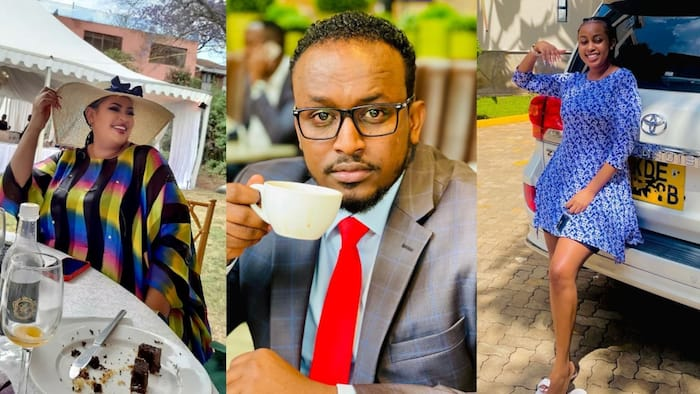 Jamal Roho Safi Confirms He Ended Marriage with Amber Ray, Says They Still Communicate