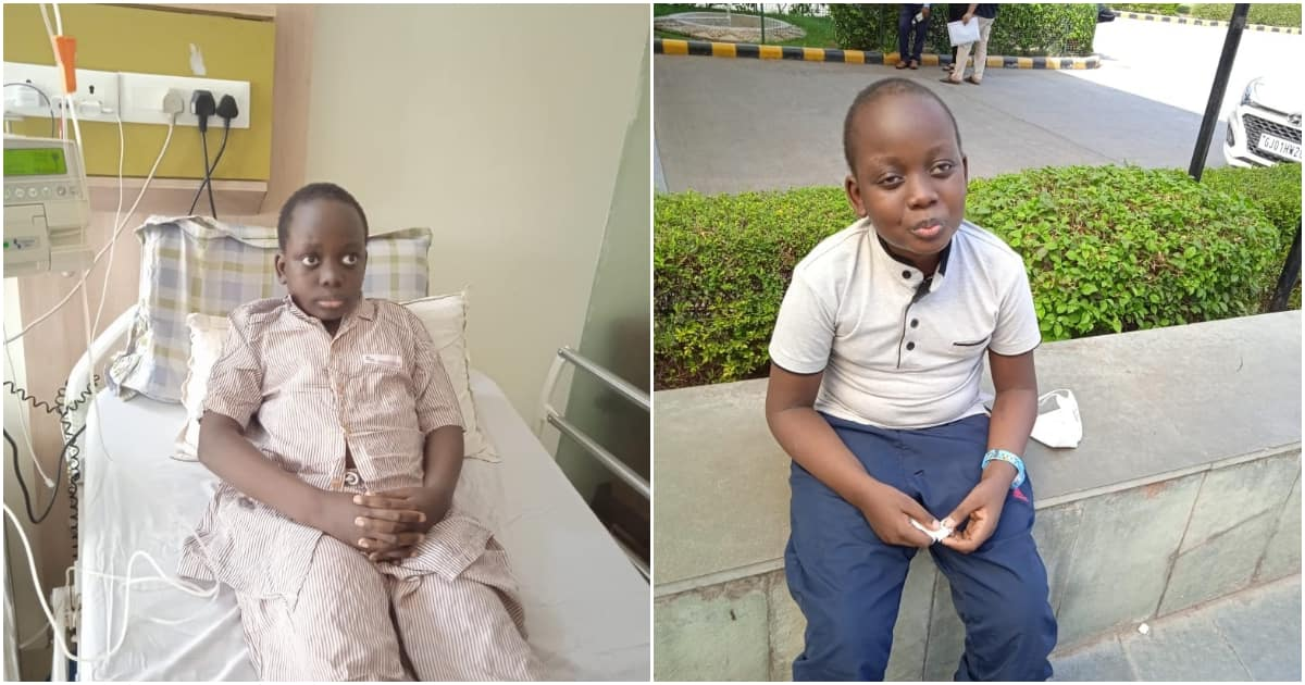 Kenyan Family Appeal for Help to Offset KSh 2.5m Hospital Bill for Kin Recuperating in India