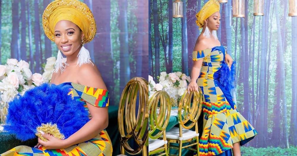 African woman: Diana Marua stuns in lovely ankara photoshoot