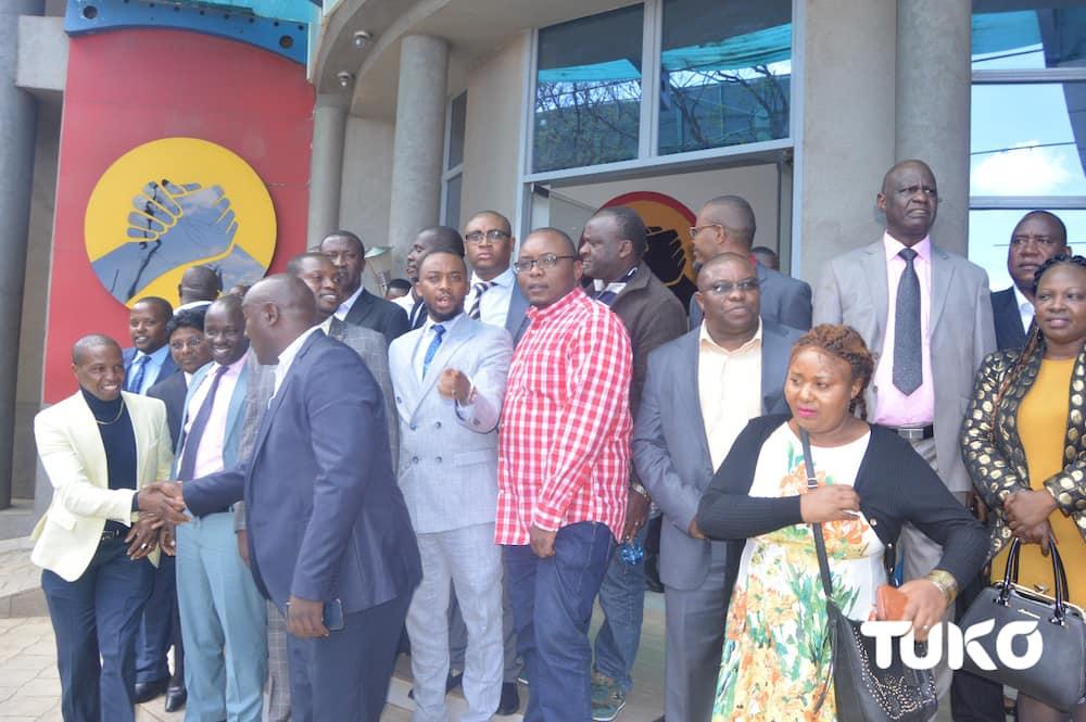 Chama cha Jubilee chawaita MCAs wake kabla ya kura ya kumchagua Spika mpya