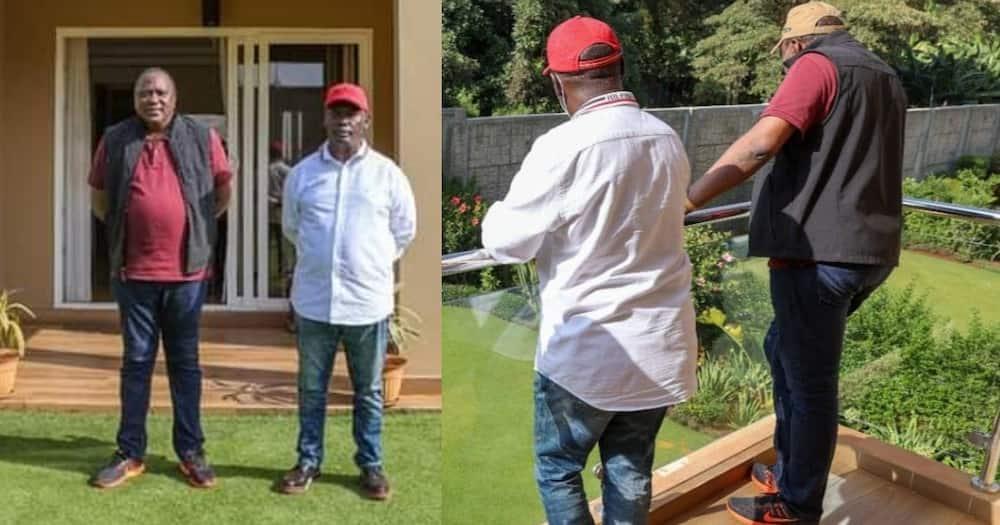 Endeleza Handisheki kwa DP Ruto, Kabogo Amwambia Rais Uhuru