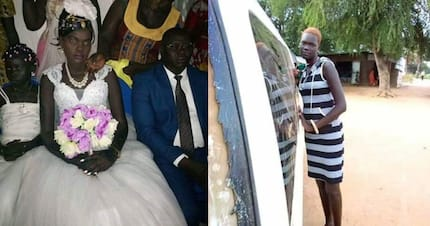 South Sudan 17-year-old girl auctioned for 500 cows, 3 V8 cars weds in colourful ceremony