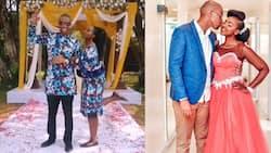 "Waihiga Mwaura celebrates wife Joyce Omondi's birthday in sweet message: ""Happy birthday my queen"""