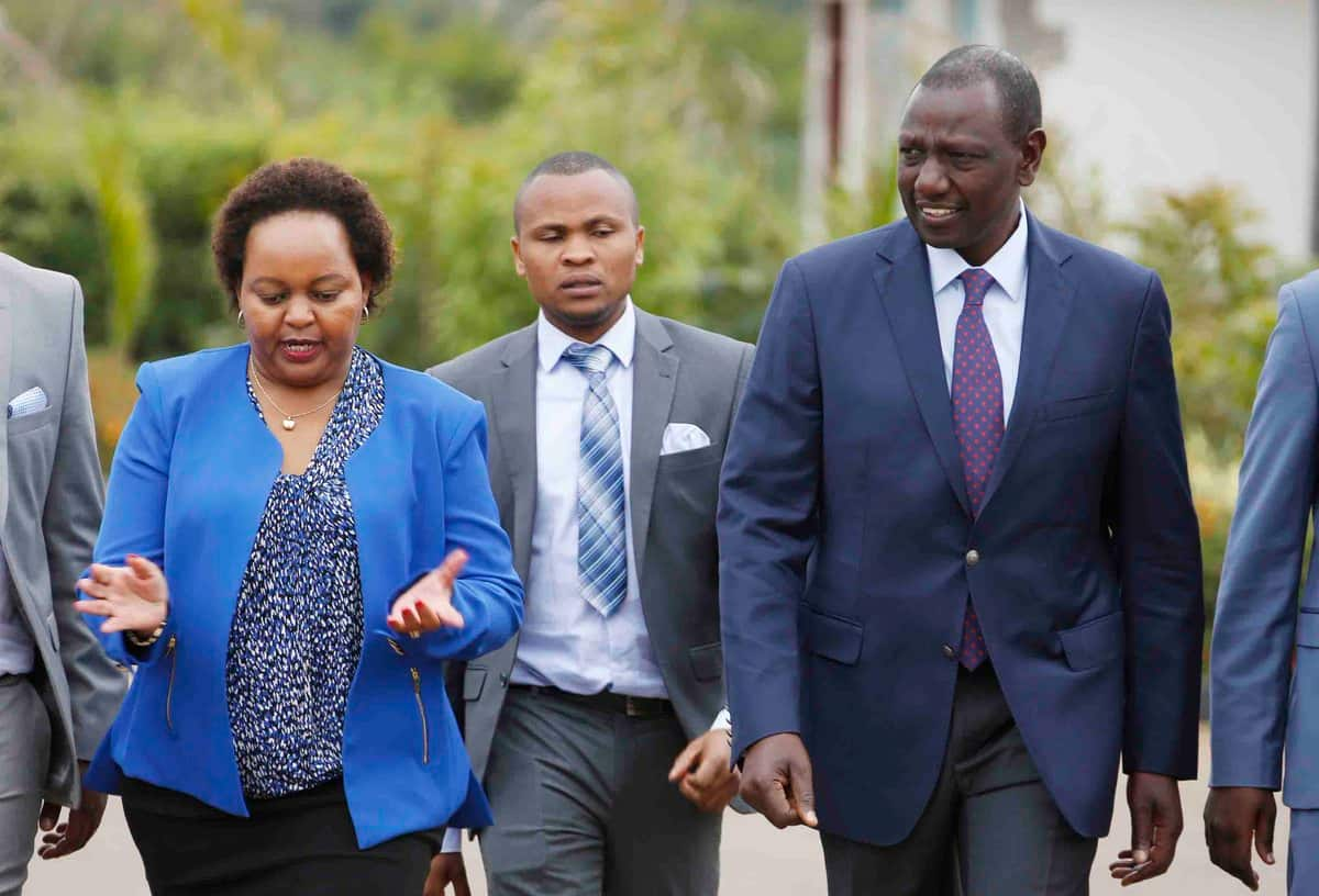 Anne Waiguru calls for urgent Jubilee party elections to counter looming division