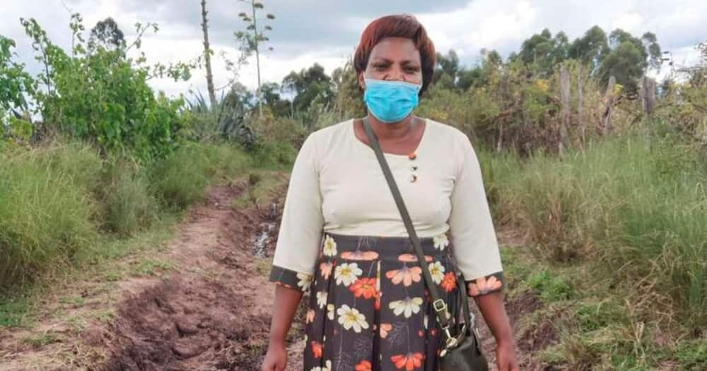 Narok: Meet Brave Female Principal Trekking 20km Daily to Deliver KCSE Exams to Her Students