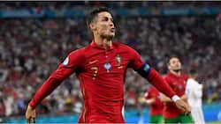 Ronaldo Breaks 37-Year Record After Winning Golden Boot at Euro 2020 Championship