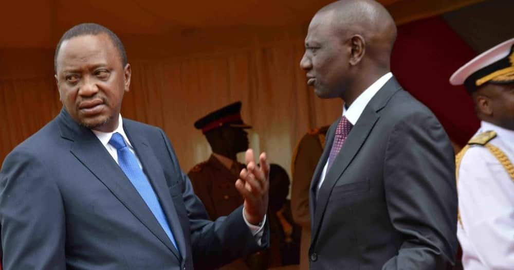 Ilikuwa Udikteta Kutimua Wandani wa DP Ruto, Spika Muturi Amwambia Uhuru