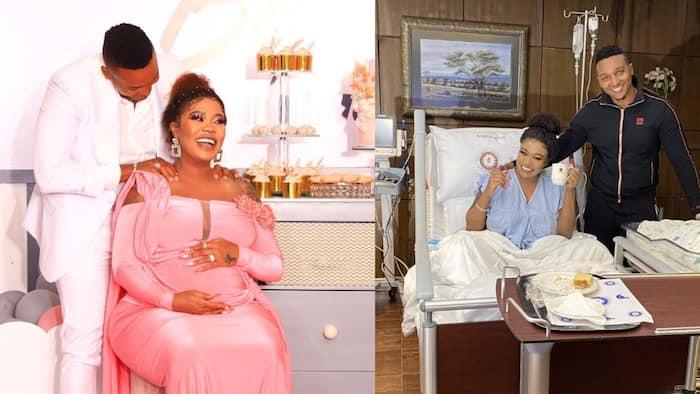 "Vera Sidika, Brown Mauzo Welcome First Child Asia: ""A Princess Was Born"""