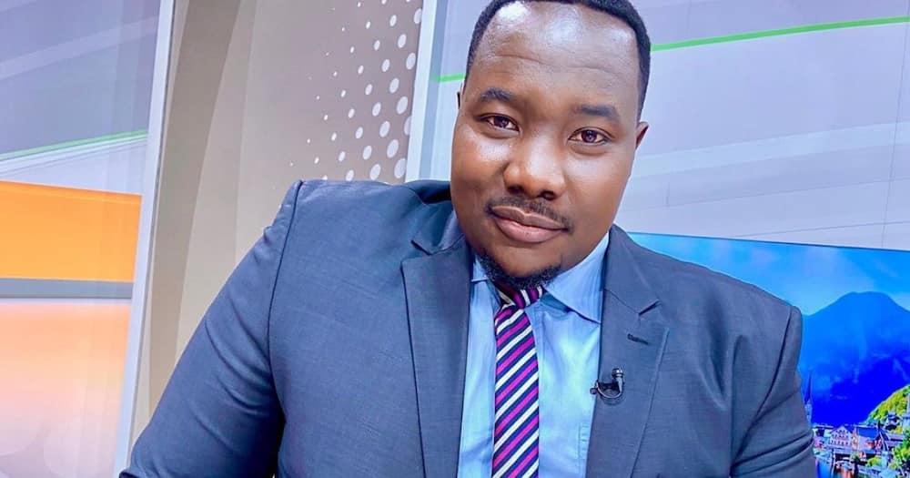 Mwanahabari Willis Raburu akanusha amepata windo kutoka Rwanda