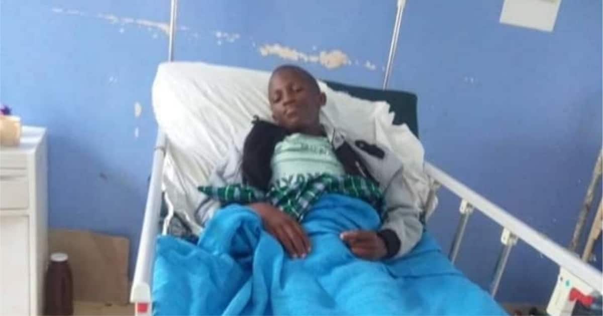 17-year-old Kiambu boy in comma misses KCPE exams, doctors unable to diagnose what ails him