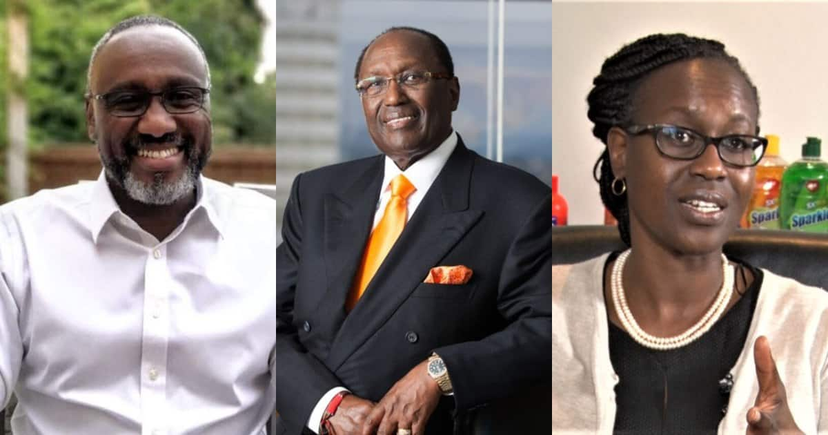 Chris Kirubi's Children: Great Professionals Who Never Wanted to Share Daddy's Limelight