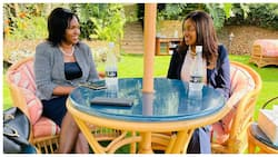 Tabitha Karanja Hangs Out with Susan Kihika after Declaring Interest in Nakuru Senatorial Seat