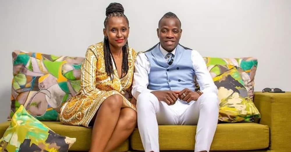 Esther Musila Afichua Yeye Hukosana na Mumewe Gurdian Angel Kila Mara