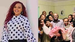 Size 8 Warms Hearts with Photo of Dad Welcoming His Newest Grandchild