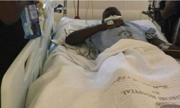 DJ Evolve aondoka hospitalini miezi sita baada ya kupigwa risasi klabuni