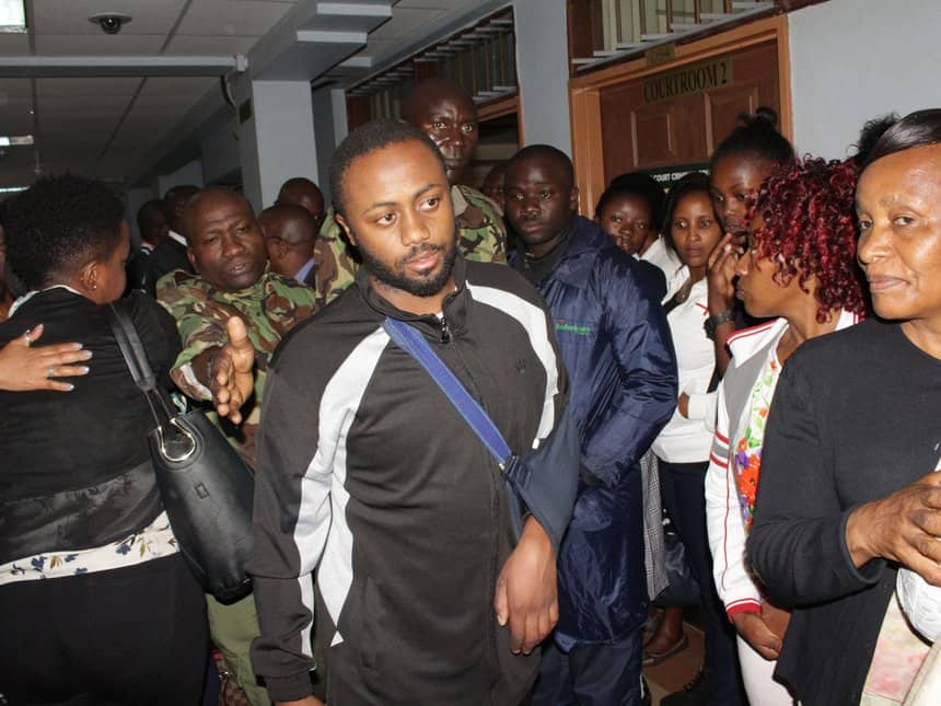 Jacque Maribe's detained lover Joseph Irungu claims he is being tortured at Kamiti