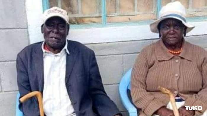 Uasin Gishu Elderly Couple Married for 76 Years Die 6 Hours Apart as Per Their Wish
