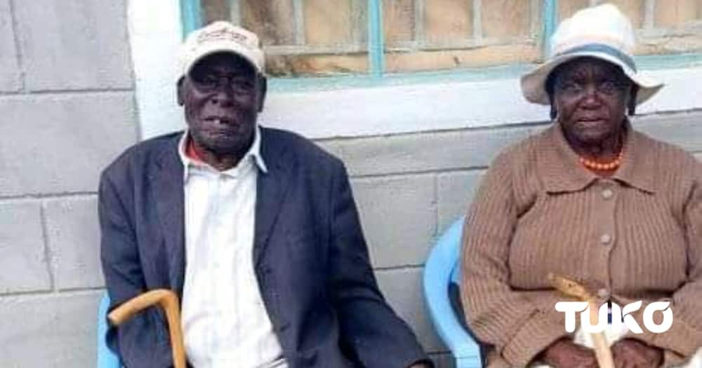 The Uasin Gishu couple died on July 23.