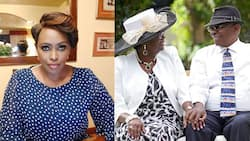 Caroline Mutoko Celebrates Parents as They Clock 50 Years in Marriage