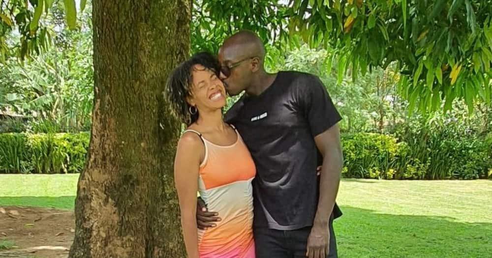 Sauti Sol's Bien has lauded wife Chiki.