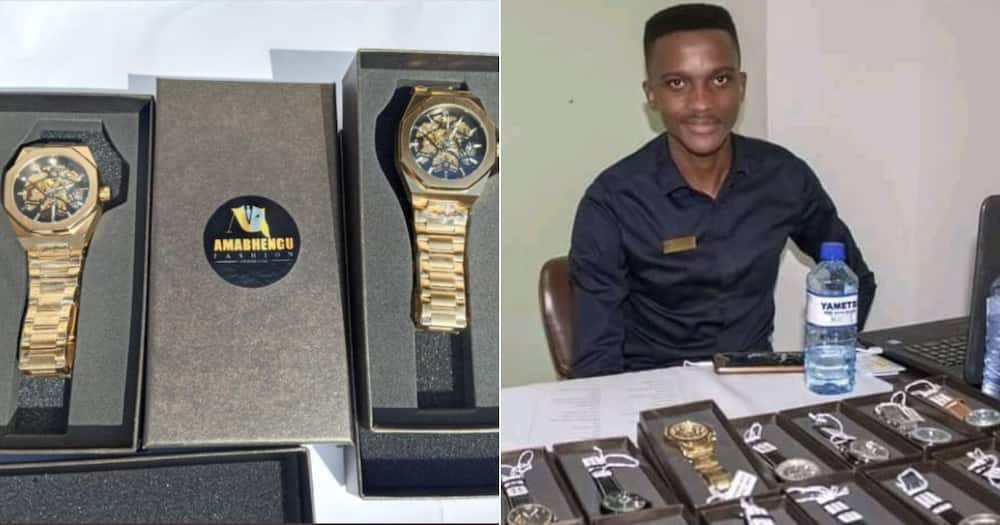 Young Entrepreneur_ AmaBhengu Fashion- Social media reactions