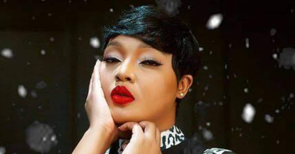 Harmonize's Ex-Lover Wolper Expectant with New Lover's Baby