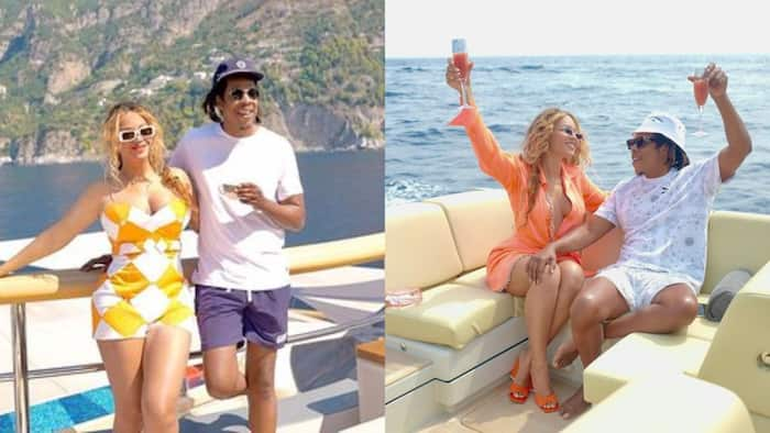 Beyoncé and Jay-Z Snub Met Gala as They Enjoy Lovely Vacation in Europe