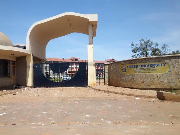 Polisi wamuua mwanafunzi wa chuo kikuu cha Kibabii katika msako dhidi ya pombe haramu