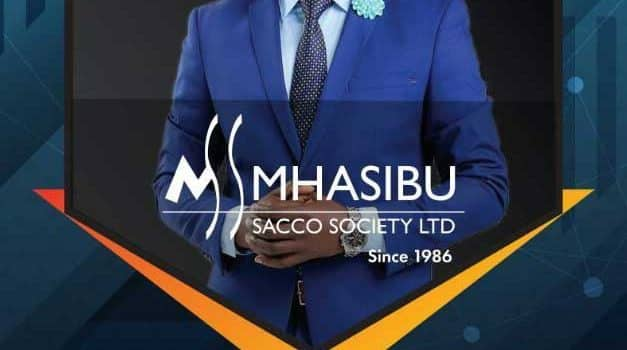 Details of Mhasibu SACCO contacts, offices, PayBill, and deposit and loan accounts