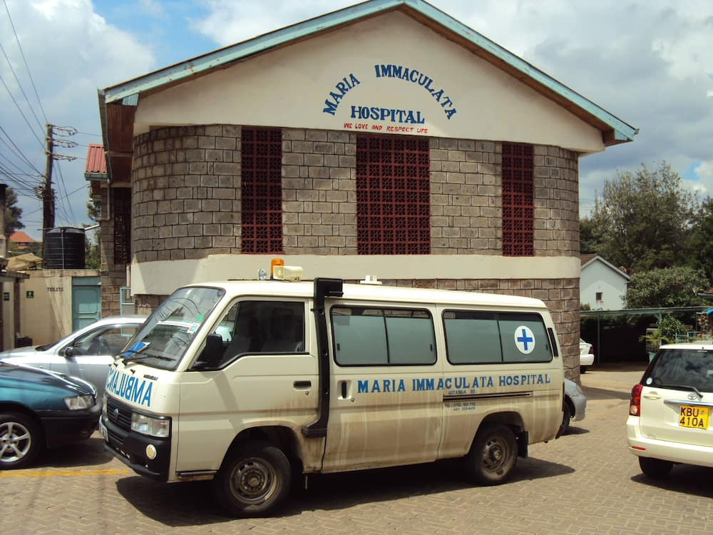 Maria Immaculata hospital