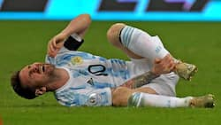 Messi Shows Commitment to Argentina as Photos of Him Playing on Despite Bleeding vs Colombia Emerge