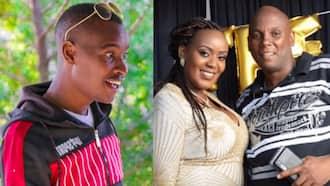 "Jonathan Mukundi: Samidoh Painfully Mourns Man Alleged to Have Killed Himself, Wife: ""Thii Thayu"""