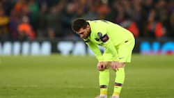Panic As Lionel Messi 'Denied' Access to Barcelona Training Amid New Contract Twist