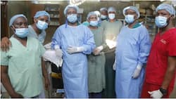 Stone Baby: Mandera surgeons successfully operate on woman to remove dead fetus she carried for 13 years