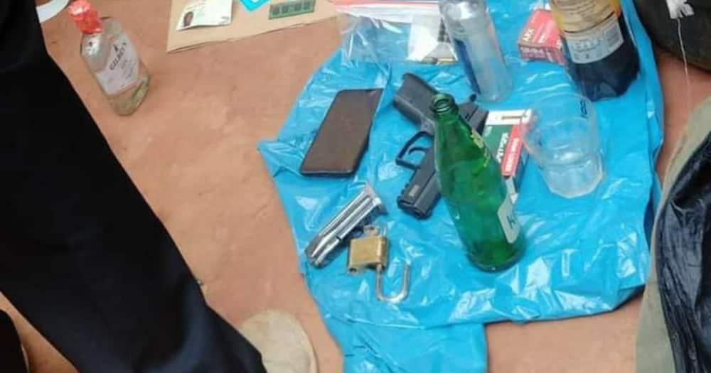 Kiambu: Mwanafunzi wa Chuo Kikuu Apigwa Risasi Nyumba Yake, Polisi Wapata Risasi 7