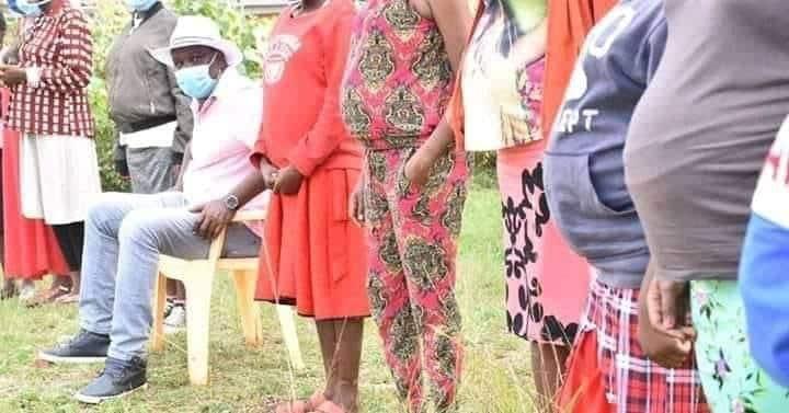 Murang'a: Wasichana 20 wa shule kutoka kijiji kimoja watungwa ujauzito