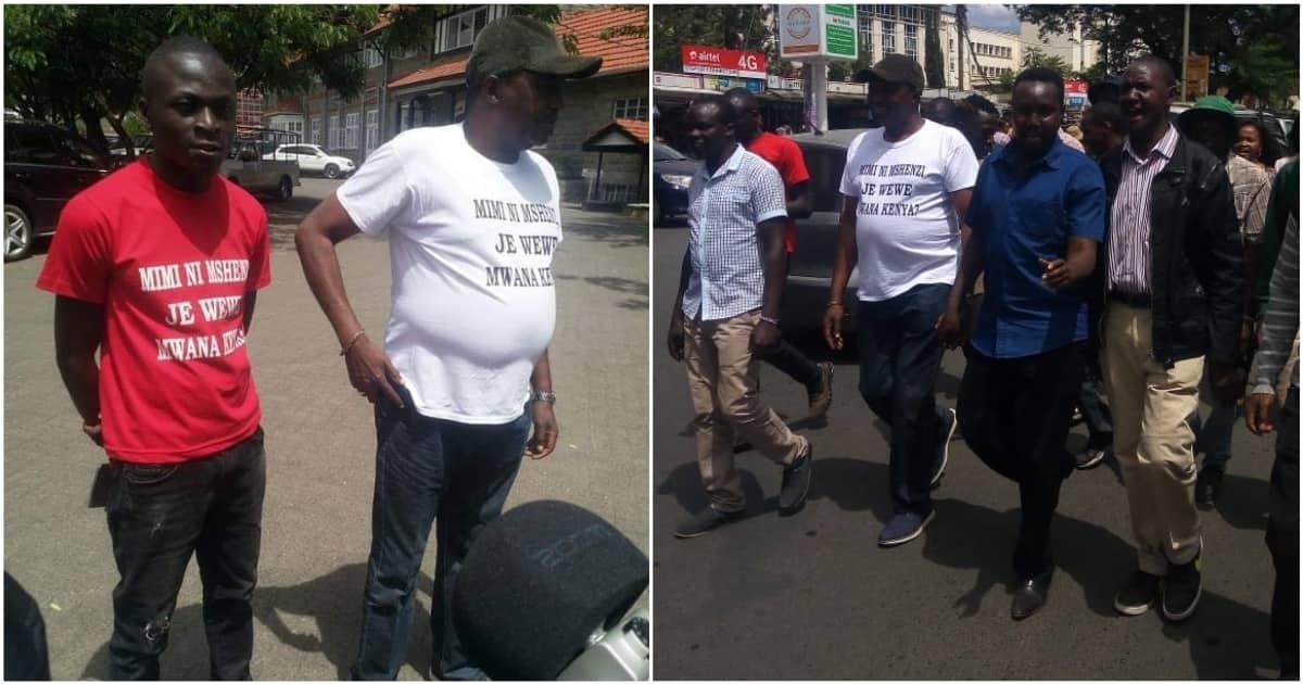 Catholic priest condemns Moses Kuria, Kimani Ngunjiri terms them agents of incitement