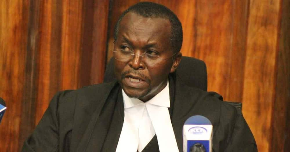 Justice Daniel Musinga Replaces William Ouko as President of Court of Appeal