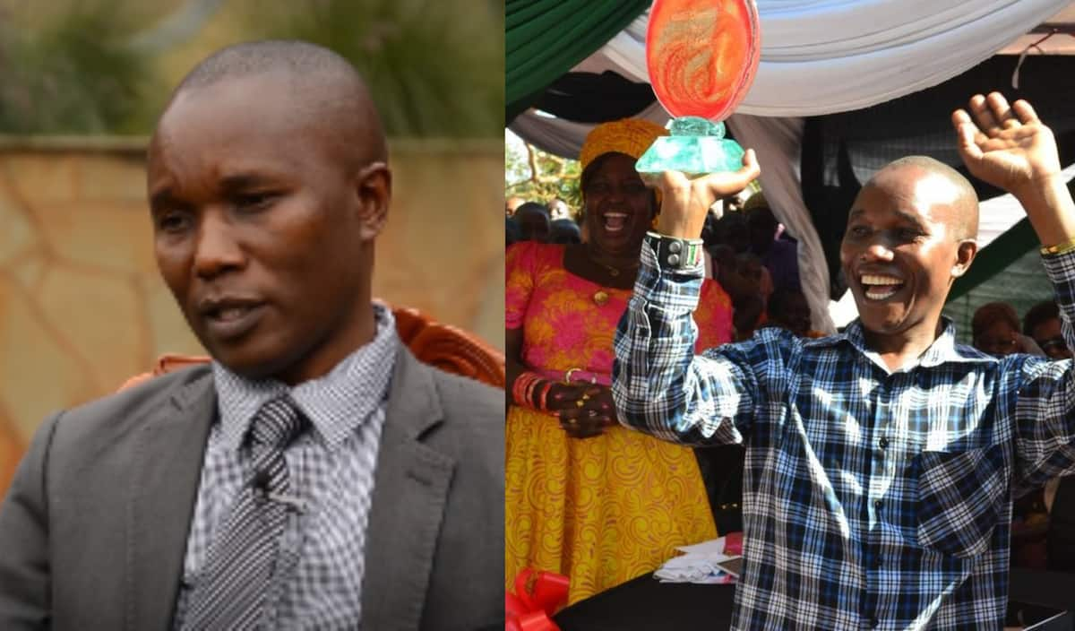 From houseboy to MP, the inspirational story of Ganze legislator